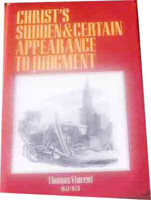 Image for Christ's Sudden and Certain Appearance.