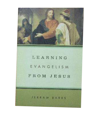 Image for Learning Evangelism from Jesus.