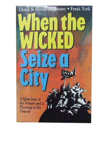 Image for When the Wicked Seize a City.