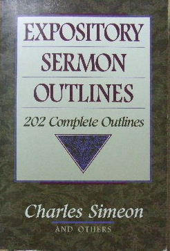 Image for Expository Sermon Outlines  202 Complete Outlines