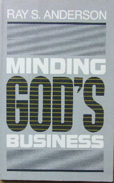Image for Minding God's Business.