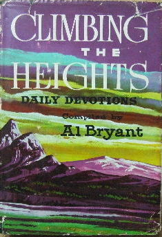 Image for Climbing the Heights  Daily Devotionals