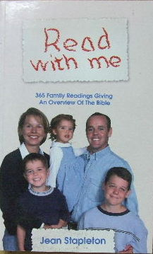 Image for Read With Me  365 family readings giving an overview of the Bible