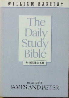 Image for The Letters of James and Peter  (The Daily Study Bible)