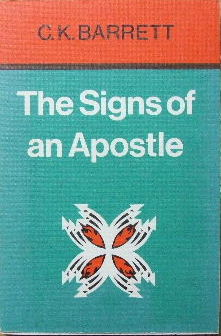 Image for The Signs of an Apostle.