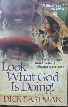 Image for Look what God is Doing!  True stories of people around the world changed by the Gospel