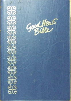 Image for Good News Bible.
