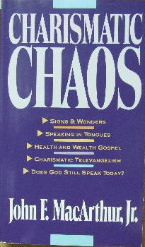 Image for Charismatic Chaos.