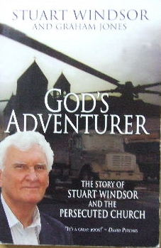 Image for God's Adventurer - the story of Stuart Windsor and the persecuted church.