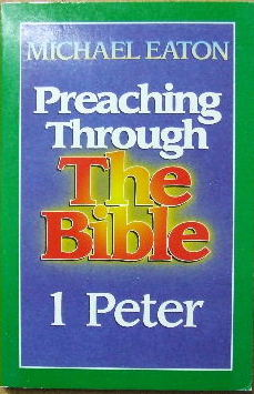 Image for Preaching Through The Bible. 1 Peter
