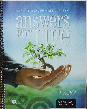 Image for Answers for Life  Small Group Apologetics Study - participant workbook