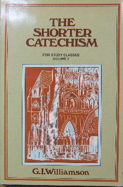 Image for The Shorter Catechism.  For Study Classes. Vol 2.