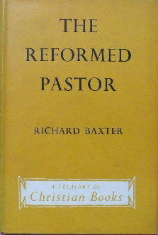Image for The Reformed Pastor   (edited by Hugh Martin)