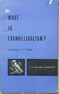 Image for What is Evangelicalism  Four Fundamental Principles