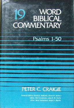 Image for Psalms 1 - 50  Word Biblical Commentary 19