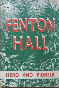 Image for The Journals of Ernest George Fenton Hall.