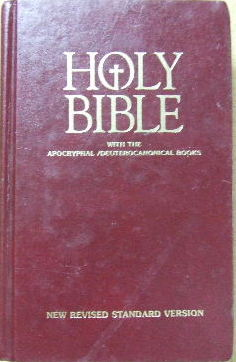 Image for Holy Bible with the Apocryphal / Deuterocanonical Books.