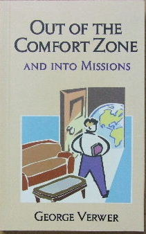 Image for Out of the Comfort Zone and into Missions