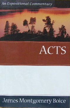 Image for Acts - an expositional commentary  (Series: Expositional Commentary Series)