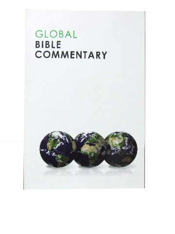 Image for Global Bible Commentary.