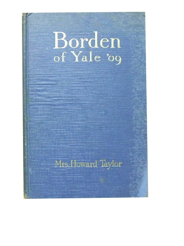 Image for Borden of Yale '09  Revised by David Bentley Taylor