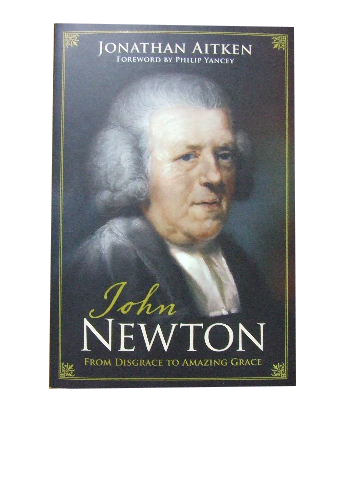 Image for John Newton  From disgrace to Amazing Grace