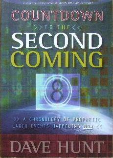 Image for Countdown to the Second Coming  A chronology of prophetic earth events happening now