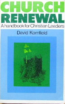 Image for Church Renewal  A handbook for Christian leaders