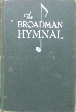 Image for The Broadman Hymnal.