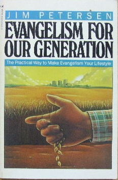Image for Evangelism for our Generation  The practical way to make evangelism your lifestyle