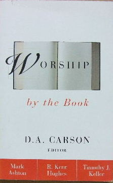 Image for Worship by the Book.