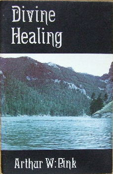 Image for Divine Healing.