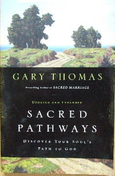 Image for Sacred Pathways  Discover your soul's path to God