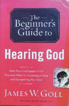 Image for The Beginner's Guide to hearing God.