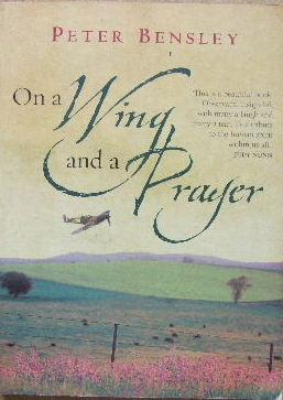 Image for On a Wing and a Prayer.