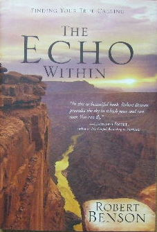 Image for The Echo Within  Finding your true Calling