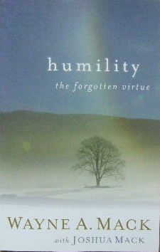 Image for Humility: The Forgotten Virtue.