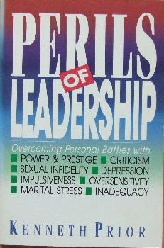 Image for Perils of Leadership.