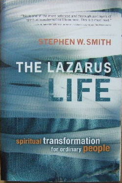 Image for The Lazarus Life.