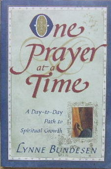 Image for One Prayer at a Time  A day-to-day path to spiritual growth