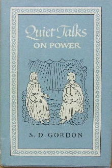 Image for Quiet Talks on Power.