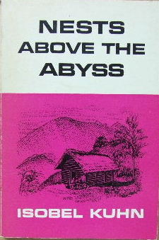 Image for Nests Above the Abyss.