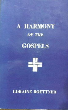 Image for A Harmony of the Gospels.