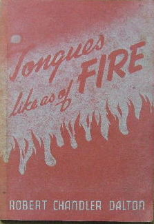Image for Tongues like as of fire.