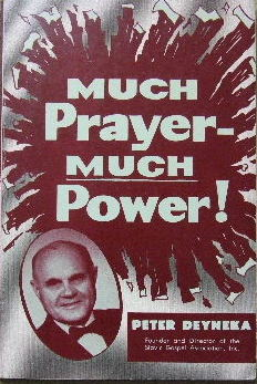 Image for Much Prayer - Much Power.
