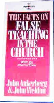 Image for The Facts on False Teaching in the Church.