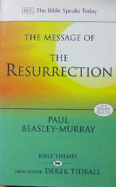 Image for The Message of the Resurrection (with study guide).