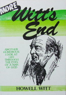 Image for More Witt's End   Another Humorous Look at Life Through the Eyes of a Man of God