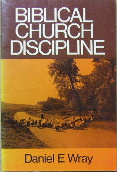 Image for Biblical Church Discipline.