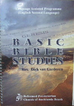 Image for Basic Bible Studies  (Language Assisted Program - English Second Language)